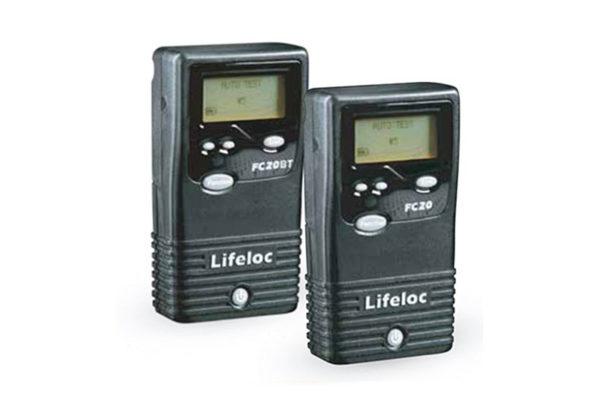 Lifeloc FC20 Alcoholímetro evidencial inteligente